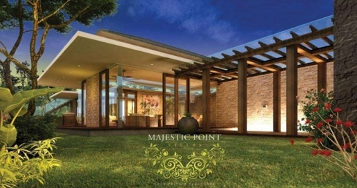 majestic point villa bali