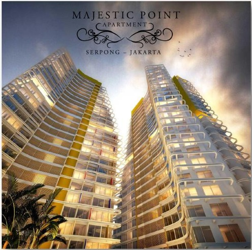 Majestic Point Apartment Serpong, PT. Prioritas Land Indonesia