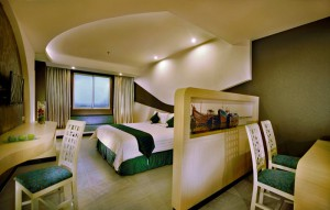 Deluxe Room Aston Cirebon Hotel & Convention Center