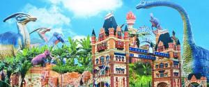 Fantasy Island Kota Wisata Cibubur