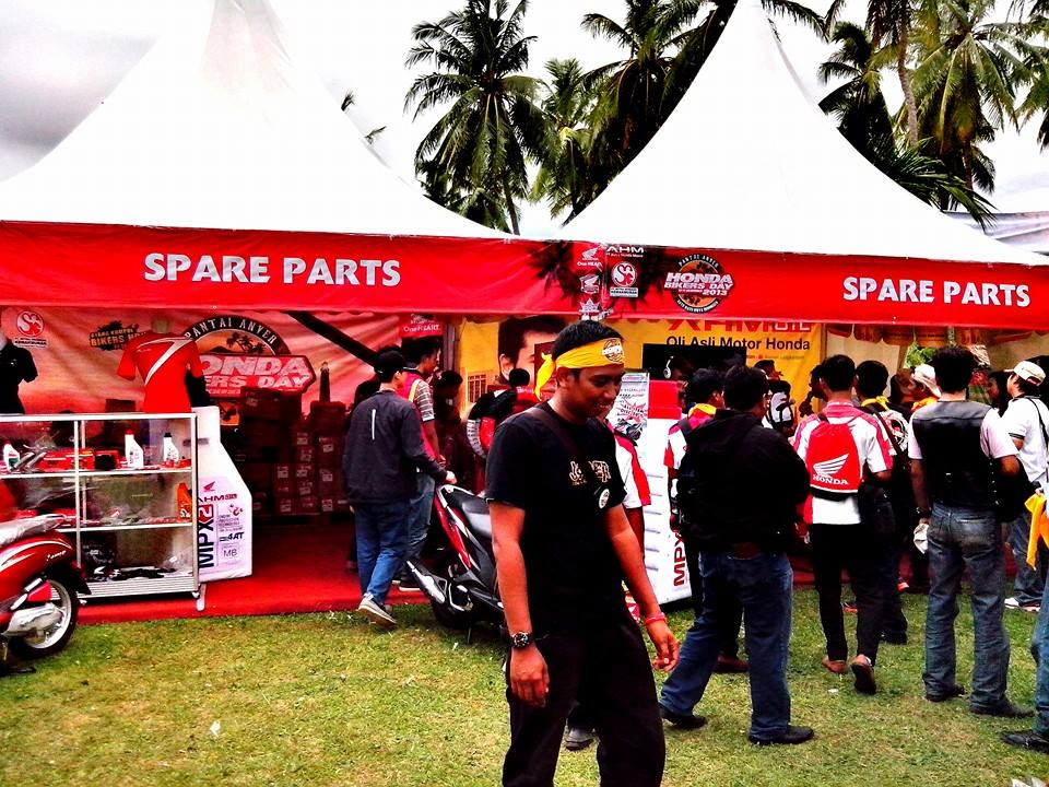 Booth Spare Part HBD 2013