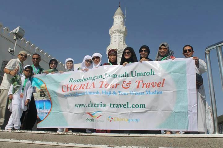 Rombongan Umroh Cheria Tour & Travel