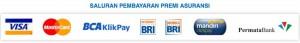 Channel pembayaran RajaPremi.com