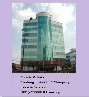 cheria-wisata-office