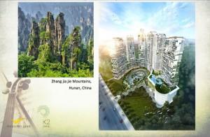 Desain K2 Park Terinspirasi dari Film Avatar