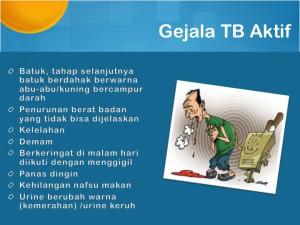 Gejala TB aktif