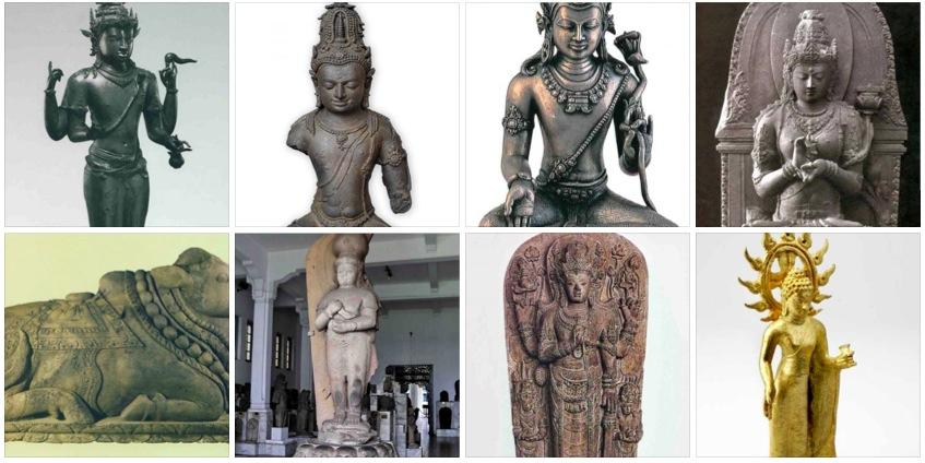 Koleksi Arca di Museum Nasional