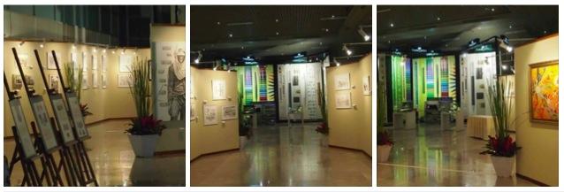 Workshop & Pameran Gambar Ekspresi Indonesia Ku di Museum Nasional, Sumber : Facebook MNI