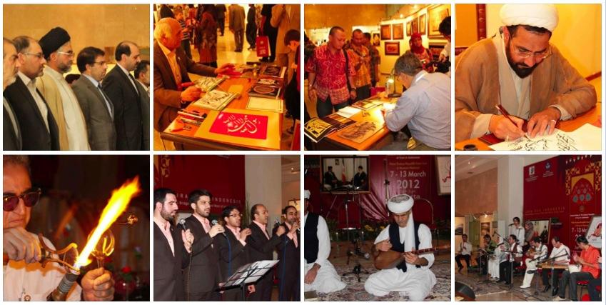 Pekan Budaya Iran di Museum Nasional, Sumber : Facebook MNI
