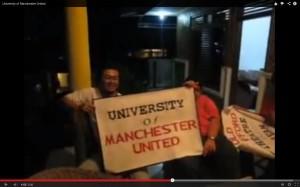 University of Manchester United :v