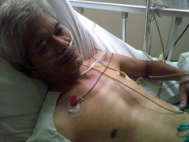 Abah setelah terkena serangan jantung, persiapan operasi pemasangan ring