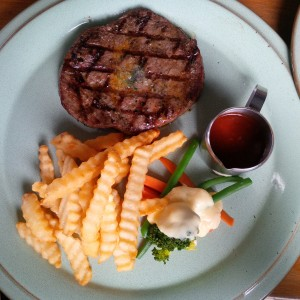 Wagyu Taste Steak Farmhouse Lembang