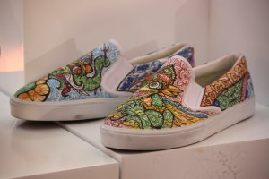 Sepatu lukis Faber-Castell