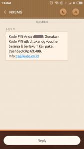 Grup Agen ketika masih menggunakan Whatsapp sebagai media berkomunikasi dengan CS