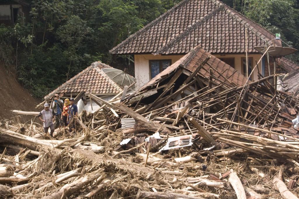 Banjir bandang Cisalak