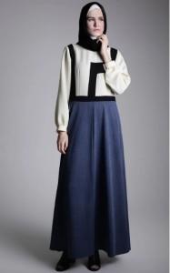 Wlock Denim Dress by Anemone