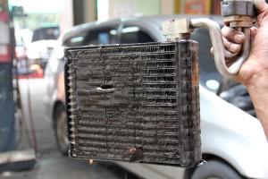 Evaporator kotor, Sumber AutoRotaryACMobil