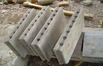 Komponen bahan bangunan dari limbah batubara (Sumber Litbang PU)