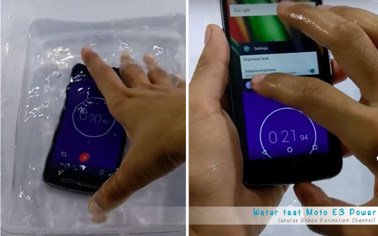 motoe3power-watertest