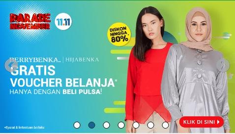 fashion wanita terbaru dan murah