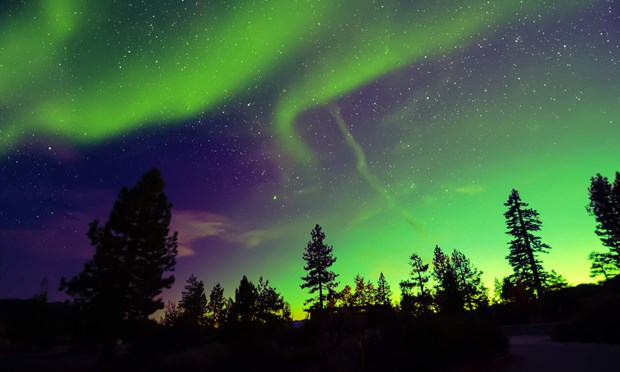 Aurora Borealis Northen Lights