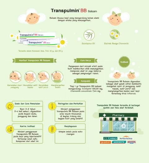 Infografis Transpulmin BB Balsam (Sumber : KEB)