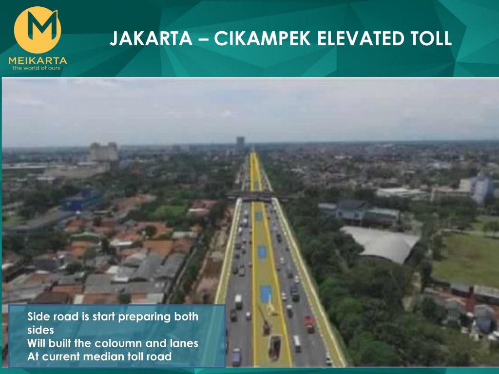 Jakarta Cikampek Elevated Toll