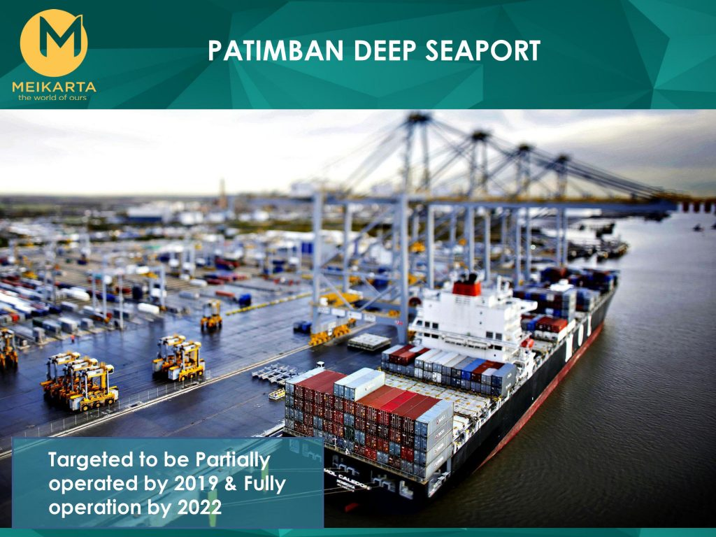 Patimban Deep Seaport