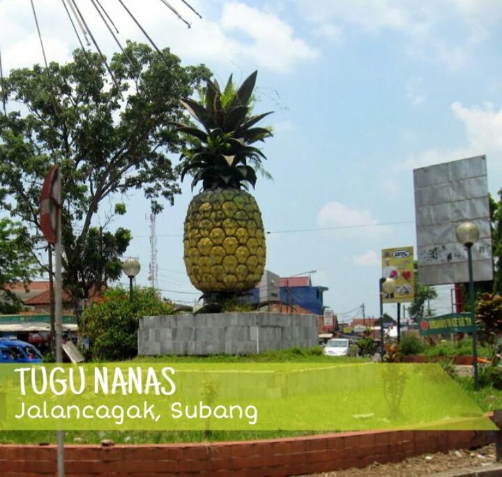 Tugu Nanas Subang